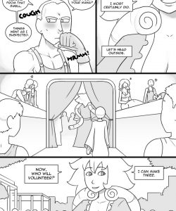 Temple Of The Morning Wood 5 113 and Gay furries comics