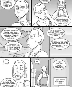 Temple Of The Morning Wood 5 153 and Gay furries comics