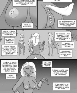 Temple Of The Morning Wood 5 177 and Gay furries comics