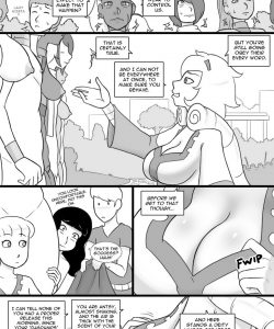Temple Of The Morning Wood 5 198 and Gay furries comics