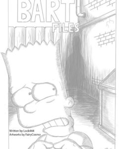 The Bart Files 001 and Gay furries comics