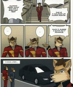 The Bellhop And His Special Guest 005 and Gay furries comics