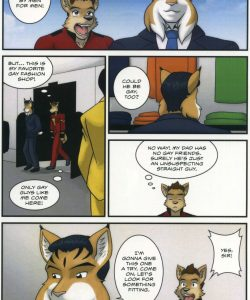 The Bellhop And His Special Guest 012 and Gay furries comics