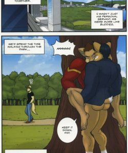 The Bellhop And His Special Guest 043 and Gay furries comics