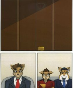 The Bellhop And His Special Guest 048 and Gay furries comics