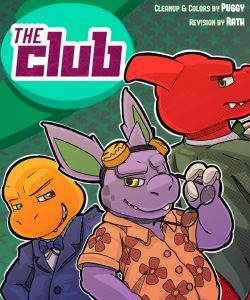The Club 1 001 Gay Furry Comics