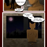 The Copulatory Tie 2 – Breaking In gay furry comic