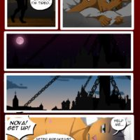 The Copulatory Tie 3 – First Shift gay furry comic