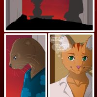 The Copulatory Tie 4 - Doctor's Office gay furry comic