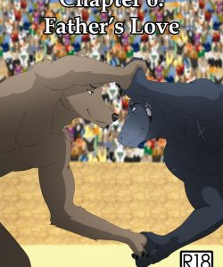 The Copulatory Tie 6 - Father's Love 001 and Gay furries comics