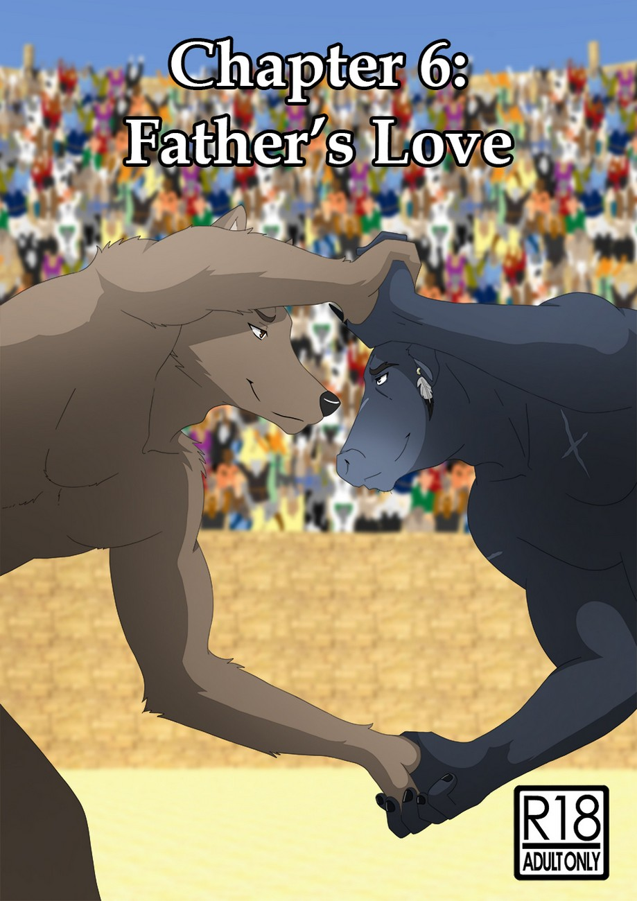 The Copulatory Tie 6 – Father's Love gay furry comic