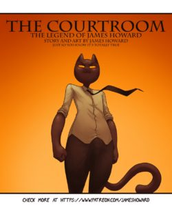 The Courtroom 001 and Gay furries comics