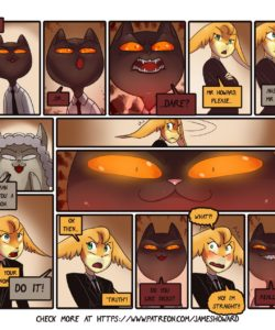 The Courtroom 004 and Gay furries comics