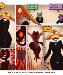The Courtroom 007 and Gay furries comics