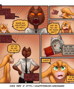 The Courtroom 035 and Gay furries comics