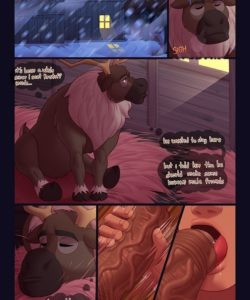 The Creamy Storm 002 and Gay furries comics