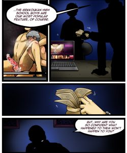 The Education Of Junpei Iori 010 and Gay furries comics