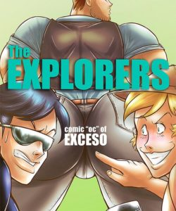 The Explorers 001 and Gay furries comics