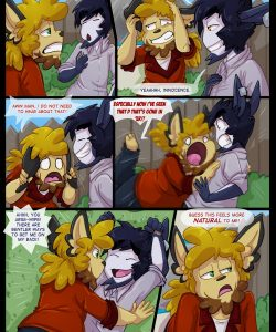 The Final Step 007 and Gay furries comics