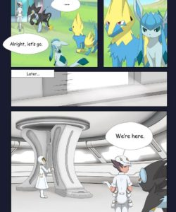 The Foundation gay furry comic