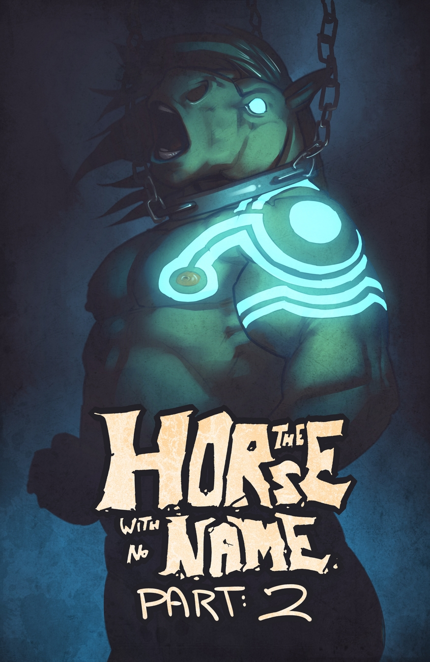 The Horse With No Name 2 gay furry comic