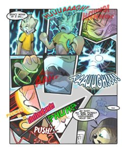The Instigator 011 and Gay furries comics