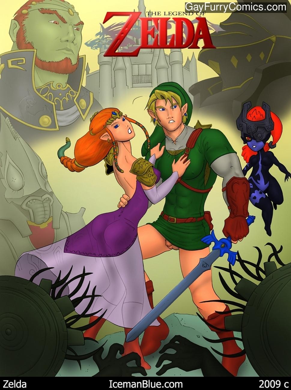 The Legend Of Zelda gay furries