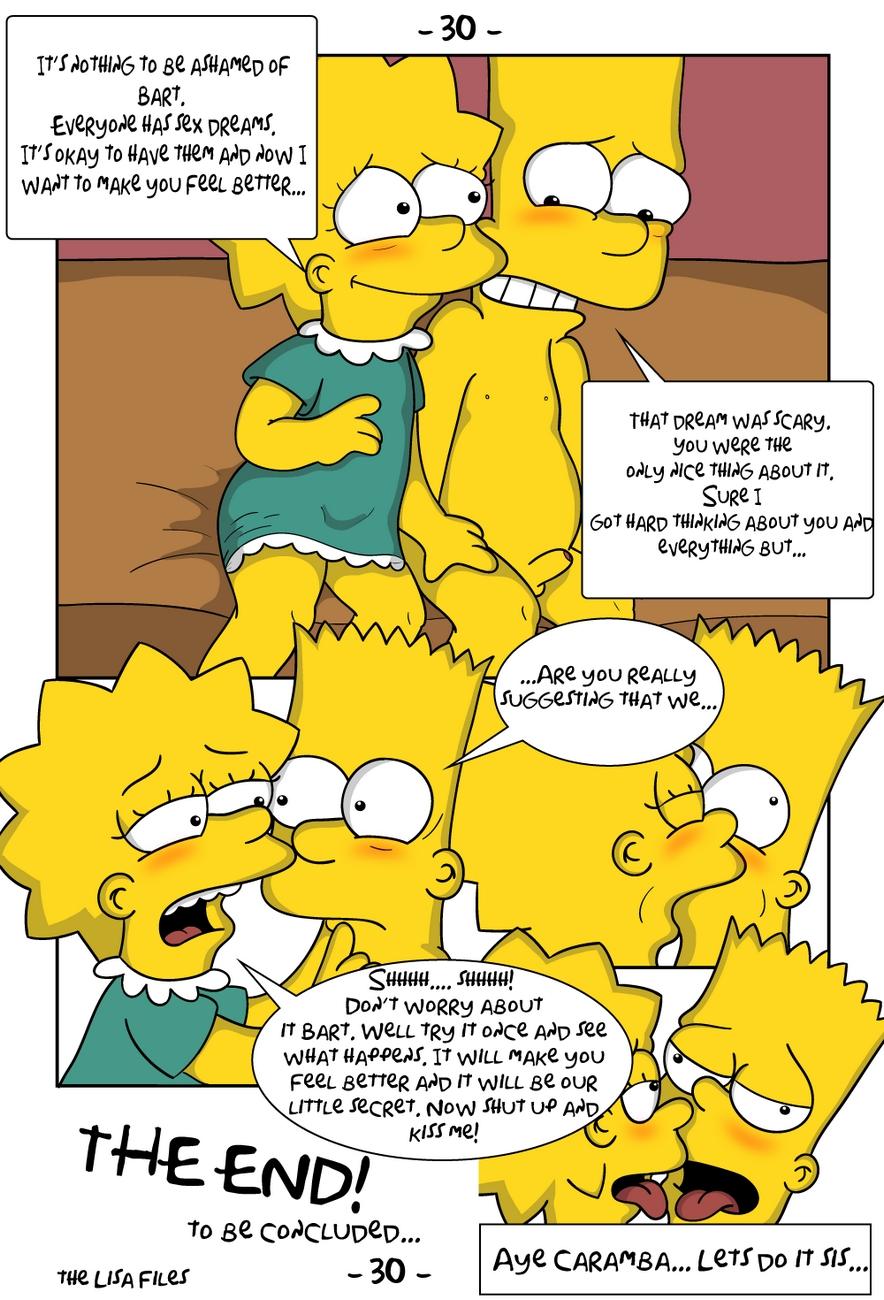 The Lisa Files gay furry comic