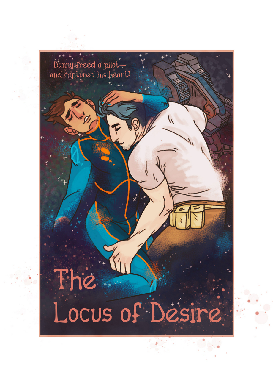 The Locus Of Desire gay furry comic