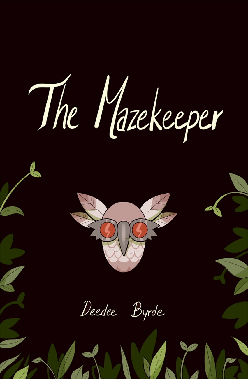 The Mazekeeper gay furry comic