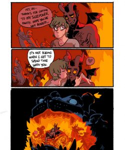 The Misadventures Of Tobias And Guy 008 and Gay furries comics
