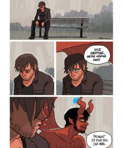 The Misadventures Of Tobias And Guy 020 and Gay furries comics