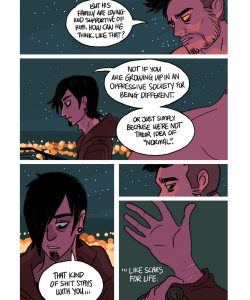 The Misadventures Of Tobias And Guy 023 and Gay furries comics
