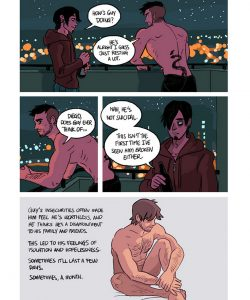 The Misadventures Of Tobias And Guy 024 and Gay furries comics