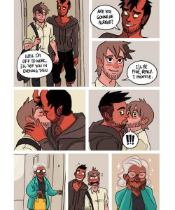 The Misadventures Of Tobias And Guy 026 and Gay furries comics