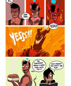 The Misadventures Of Tobias And Guy 027 and Gay furries comics