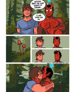 The Misadventures Of Tobias And Guy 029 and Gay furries comics