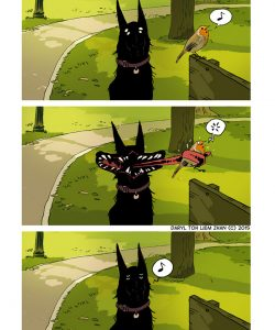 The Misadventures Of Tobias And Guy 033 and Gay furries comics