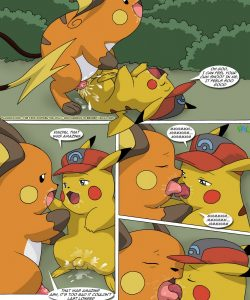 The New Adventures Of Ashchu 2 007 and Gay furries comics