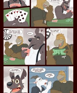 The Rise Of Chet 004 and Gay furries comics