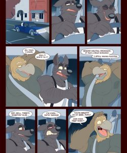 The Rise Of Chet 006 and Gay furries comics