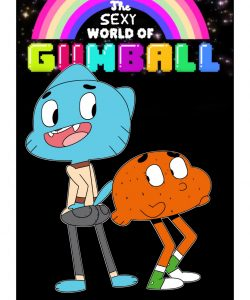 The Sexy World Of Gumball gay furries