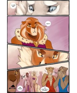 The Silk Sash 032 and Gay furries comics