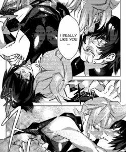 The Sleeping Prince 011 and Gay furries comics