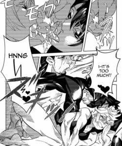 The Sleeping Prince 014 and Gay furries comics