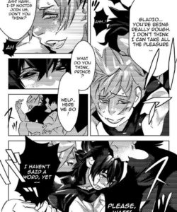 The Sleeping Prince 015 and Gay furries comics