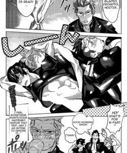 The Sleeping Prince 017 and Gay furries comics