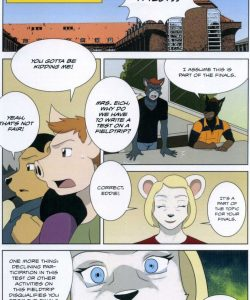 The Student And The Botanist 010 and Gay furries comics