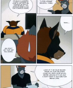 The Student And The Botanist 022 and Gay furries comics