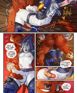 The Toll 018 and Gay furries comics